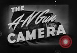 Image of Army-Navy Gun Camera Florida United States USA, 1942, second 11 stock footage video 65675055368