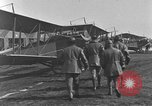 Image of pilots takes off biplanes United States USA, 1945, second 12 stock footage video 65675055380