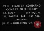Image of Junker JU-88 European Theater, 1944, second 2 stock footage video 65675055417