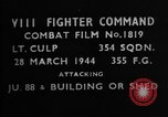 Image of Junker JU-88 European Theater, 1944, second 3 stock footage video 65675055417