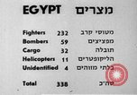 Image of enemy's aircraft loss Sinai Peninsula Egypt, 1967, second 7 stock footage video 65675055441