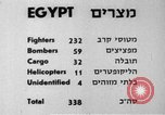 Image of enemy's aircraft loss Sinai Peninsula Egypt, 1967, second 9 stock footage video 65675055441
