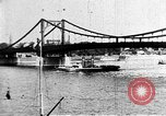 Image of famous landmarks River Rhine Germany, 1937, second 10 stock footage video 65675055446