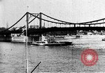 Image of famous landmarks River Rhine Germany, 1937, second 11 stock footage video 65675055446
