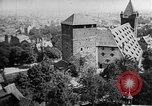 Image of famous buildings Nuremberg Germany, 1937, second 11 stock footage video 65675055451