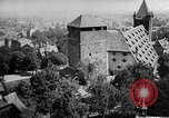Image of famous buildings Nuremberg Germany, 1937, second 12 stock footage video 65675055451