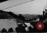 Image of famous buildings Erfurt Thuringia Germany, 1937, second 5 stock footage video 65675055452
