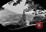 Image of tourist destinations Baden-Baden Germany, 1937, second 9 stock footage video 65675055458