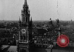 Image of Munich landmarks before World War 2 Munich Germany, 1937, second 8 stock footage video 65675055464