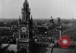 Image of Munich landmarks before World War 2 Munich Germany, 1937, second 9 stock footage video 65675055464