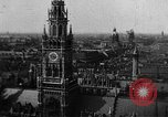 Image of Munich landmarks before World War 2 Munich Germany, 1937, second 10 stock footage video 65675055464