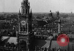 Image of Munich landmarks before World War 2 Munich Germany, 1937, second 11 stock footage video 65675055464