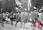 Image of Oktoberfest parade Munich Germany, 1937, second 12 stock footage video 65675055465
