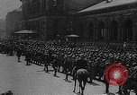 Image of soldiers parade Germany, 1945, second 4 stock footage video 65675055471