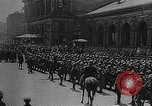Image of soldiers parade Germany, 1945, second 5 stock footage video 65675055471