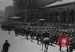 Image of soldiers parade Germany, 1945, second 7 stock footage video 65675055471