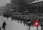 Image of soldiers parade Germany, 1945, second 8 stock footage video 65675055471