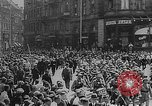 Image of soldiers parade Germany, 1945, second 9 stock footage video 65675055471