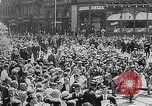 Image of soldiers parade Germany, 1945, second 11 stock footage video 65675055471