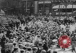 Image of soldiers parade Germany, 1945, second 12 stock footage video 65675055471