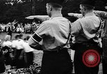 Image of German-American Bund Nazis Long Island New York USA, 1937, second 7 stock footage video 65675055472