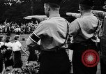 Image of German-American Bund Nazis Long Island New York USA, 1937, second 8 stock footage video 65675055472