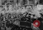 Image of soldiers parade Germany, 1936, second 6 stock footage video 65675055473