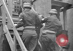 Image of War crime trials Germany, 1945, second 10 stock footage video 65675055476