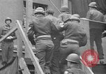 Image of War crime trials Germany, 1945, second 12 stock footage video 65675055476