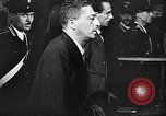 Image of war crime trials Europe, 1945, second 10 stock footage video 65675055477