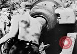 Image of German artillery Europe, 1942, second 3 stock footage video 65675055482