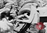 Image of German artillery Europe, 1942, second 4 stock footage video 65675055482