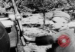 Image of German artillery Europe, 1942, second 6 stock footage video 65675055482