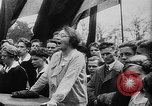 Image of German propaganda supporting Adolf Hitler Germany, 1937, second 7 stock footage video 65675055487