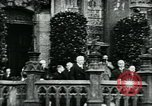 Image of President Paul Von Hindenburg addresses crowd Germany, 1925, second 8 stock footage video 65675055494