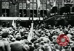 Image of President Paul Von Hindenburg addresses crowd Germany, 1925, second 11 stock footage video 65675055494