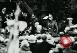 Image of President Paul Von Hindenburg addresses crowd Germany, 1925, second 12 stock footage video 65675055494