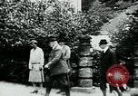 Image of Paul Von Hindenburg on his estate Germany, 1927, second 12 stock footage video 65675055495