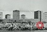 Image of Paul Von Hindenburg celebrated at Tannenberg memorial Germany, 1933, second 10 stock footage video 65675055499