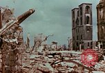 Image of demolished buildings Berlin Germany, 1945, second 2 stock footage video 65675055503