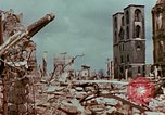 Image of demolished buildings Berlin Germany, 1945, second 5 stock footage video 65675055503