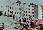 Image of bucket brigade Berlin Germany, 1945, second 3 stock footage video 65675055504