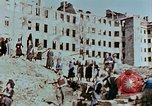 Image of bucket brigade Berlin Germany, 1945, second 4 stock footage video 65675055504