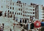 Image of bucket brigade Berlin Germany, 1945, second 5 stock footage video 65675055504