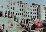 Image of bucket brigade Berlin Germany, 1945, second 6 stock footage video 65675055504