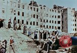Image of bucket brigade Berlin Germany, 1945, second 7 stock footage video 65675055504