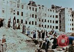 Image of bucket brigade Berlin Germany, 1945, second 8 stock footage video 65675055504