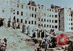 Image of bucket brigade Berlin Germany, 1945, second 9 stock footage video 65675055504