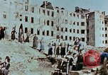 Image of bucket brigade Berlin Germany, 1945, second 10 stock footage video 65675055504
