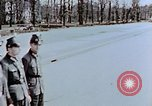 Image of Berlin policemen Berlin Germany, 1945, second 2 stock footage video 65675055506